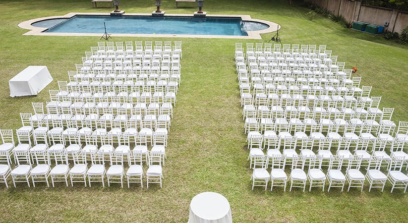 Wedding Chair Covers and importance for your wedding