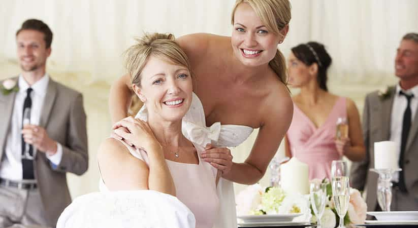 Some ways to help your friend plan a wedding party