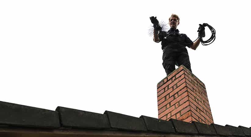 The necessity of the chimney for a fireplace