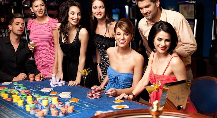 Casino Dresscode Frauen