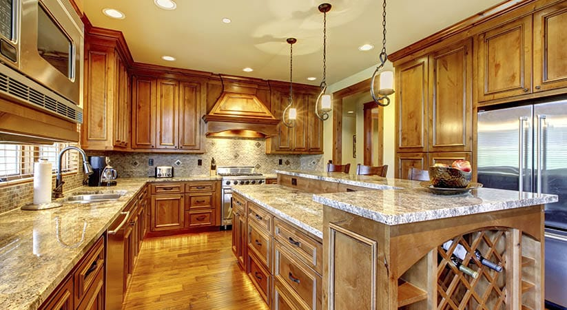 The benefits of marble countertops